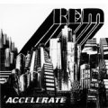 r.e.m. - accelerate - cd