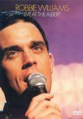 robbie williams - live at the albert - DVD