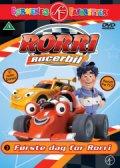 rorri racerbil - første dag for rorri - DVD