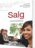 salg i serviceorganisationer - bog