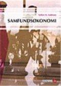 samfundsøkonomi - bog