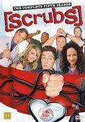 scrubs - sæson 5  - DVD