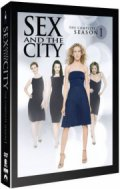 sex and the city - sæson 1 - hbo - DVD