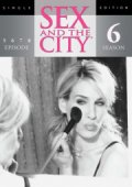 sex and the city - sæson 6 - episode 5-8 - DVD