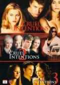 sex games / cruel intentions1-3 - DVD