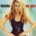 shakira - she wolf - cd