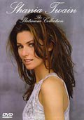 shania twain - the platinum collection - DVD