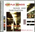 simple minds - sons and fascination-remastere - cd