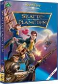 skatteplaneten / treasure planet - disney - DVD