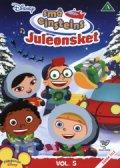 små einsteins - vol . 5 juleønsket - disney - DVD
