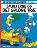 smølferne og det gyldne træ - Tegneserie
