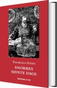 snorres sidste dage - bog