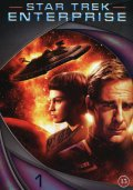 Image of   Star Trek Enterprise - Sæson 1 - DVD - Tv-serie