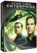 Image of   Star Trek Enterprise - Sæson 4 - DVD - Tv-serie