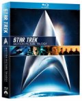 star trek - motion picture trilogy - Blu-Ray