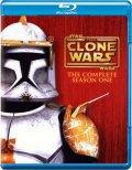 star wars - clone wars - sæson 1 - Blu-Ray