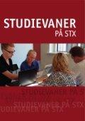 studievaner på stx - bog