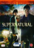 supernatural - sæson 1 - DVD
