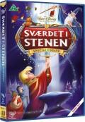 sværdet i stenen - specialudgave - disney - DVD