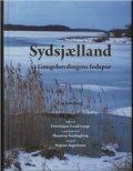 sydsjælland - i gøngehøvdingens fodspor - bog