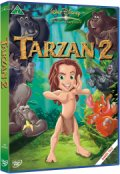 tarzan 2 - disney - DVD