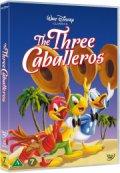 the 3 caballeros - disney - DVD