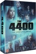 the 4400 box - komplet - sæson 1-4 - DVD