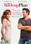 the back-up plan - DVD