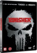 the punisher 1 + the punisher 2 - war zone - DVD