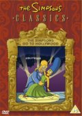 the simpsons - go to hollywood - DVD
