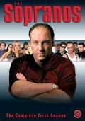 the sopranos - sæson 1 - hbo - DVD