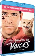 the voices - Blu-Ray
