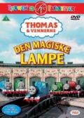 thomas og vennerne 19 : den magiske lampe - DVD