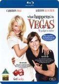 what happens in vegas/ til jackpot os skiller - Blu-Ray