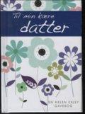til min kære datter - bog