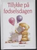 tillykke på fødselsdagen - bog