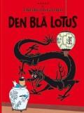 tintins oplevelser standardudgave: den blå lotus -, ny oversættelse - Tegneserie