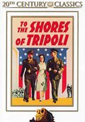 to the shores of tripoli - DVD