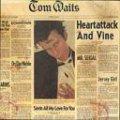 tom waits - heartattack and vine - cd