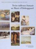 treize tableaux français au musée d'ordrupgaard - bog