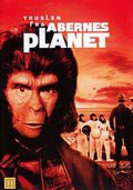 truslen fra abernes planet / escape from the planet of the apes - DVD