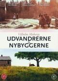 udvandrerne og nybyggerne - vilhelm moberg - DVD