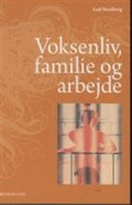 voksenliv, familie og arbejde - bog