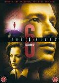 the x-files - sæson 6 - DVD