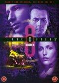 the x-files - sæson 8 - DVD