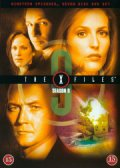 the x-files - sæson 9 - DVD