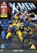 x-men - episode 1-7 - sæson 1 - volume 1 - DVD