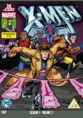 x-men - episode 8-13 - sæson 1 - volume 2 - DVD