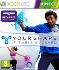 your shape: fitness evolved kinect - dk - xbox 360