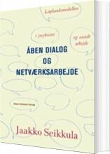 åben dialog og netværksarbejde - bog